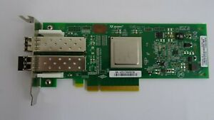 QLogic QLE2562 PCIe 2.0 x 8 Dual Port SFP+ 8Gb FC HBA - Half Height