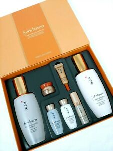 Sulwhasoo Concentrated Ginseng Renewing Anti-Aging 2pcs Set #Nourising