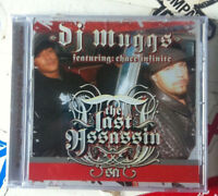 DJ Muggs the last Assassin CD Angeles Records NEW sealed Cypress Hill x BIGPUN