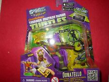 "3 "" DONATELLO KEY CHAIN TEENAGE MUTANT NINJA TURTLES-BRAND NEW NICKELODEON"