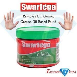 Swarfega Original Classic 275ml Advanced Hand Gel Oil / Grease Remover