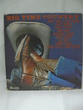 BIG TIME COUNTRY LP - VG+ - VARIOUS ARTISTS - CSP RECORDS - 1979