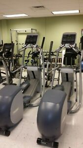 Precor 534i Experience Elliptical - Cleaned & Serviced