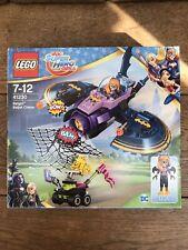 Lego 41230 Batgirl Batjet Chase Set New Sealed In Box