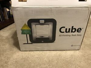 CUBE 3D PRINTER GEN3 WHITE - 392200