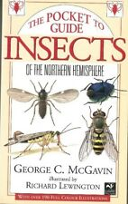 Pocket Guide to Insects by George C. McGavin (Paperback)