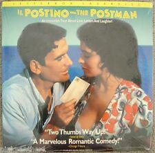 IL POSTINO ( The Postman ) Massimo Troisi Italian Philippe Noiret  Laserdisc NEW