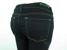 J BRAND 835 CAPRI CROP SKINNY LEG Mid Rise Women Jeans SZ 26 IN INK DARK BLUE