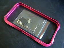 Cleave Aluminium iPhone Bumper CASE 4S 4 4G Cover Case Pink