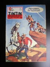 Fascicule Périodique Tintin N° 35 1959