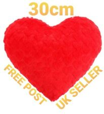 30cm Heart Shape Soft cushion valentines Lover Gift