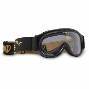 DMD DMDGHCL OCCHIALI DA AVIATORE GHOST BLACK GLASSES CLEAR EN1836 2010