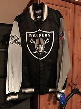 "RAIDERS ""STARTER"" Reflective Jacket - LIMITED EDITION - Size L"