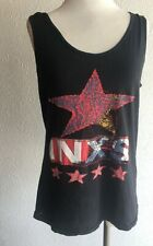 RARE VINTAGE IXNS Tank Top, BAND 1988s TEES Large