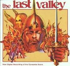 The Last Valley Film Soundtrack CD NEW SEALED 2001 HDCD John Barry