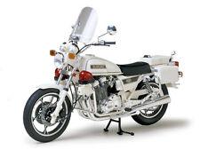 Tamiya 14020 1/12 Scale Model Motorcycle Kit Suzuki GSX750 Police Bike NIB
