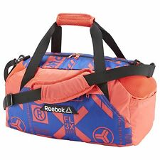 New Women's REEBOK One Series Graphic Duffle Bag - AB0973 Crossfit