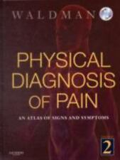 Physical Diagnosis of Pain with DVD, 2e (.Net Developers Series) by Waldman MD