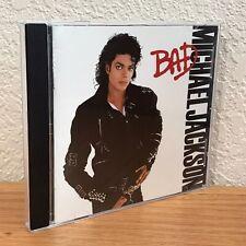 Bad by Michael Jackson (CD, 1987, Epic) 88875035442 ~ EUC! SEE PICS!