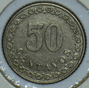 Paraguay 1925 50 Centavos 150481 combine shipping