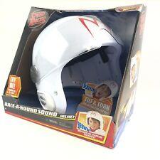 Speed Racer Mattel Hot Wheels Race A Round Helmet Toy Working Sounds Nib 2007