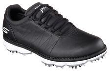 Skechers Go Golf Pro Golf Shoes Black/White 8 Medium