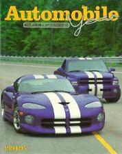 Automobile Year, 1994/95, No. 42 (Automobile Year/L'annee Automobile/Auto-Jahr)