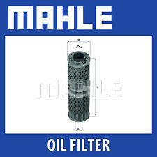 Mahle Motorbike Oil Filter OX37D for BMW R Motorcycles - Single