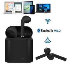 i7s TWS True InEar Earbud Invisible Music Wireless Bluetooth4.2 Earphone W/Mic