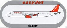 EasyJet Collectable Airline Stickers