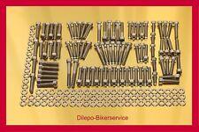 HARLEY Davidson Night Rod Set di viti in acciaio inox viti MOTORE-KIT 178 pezzi