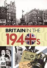 Britain in the 1940s DVD Turbulent Decade The Way We Were Blitz Queens Wedding