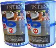 10 x Intex PureSpa Filters S1 Pure Spa Inflatable Hot Tub Filter -5 x TWIN PACKS