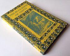 The Blue Book of Saints' Stories (Chaundler, Christine. - 1955) Vintage Hardback