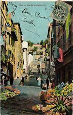 CPA  Nice - Rue de la vieille ville  (488271)