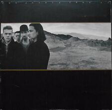 U2 JOSHUA TREE LP 1987  EX