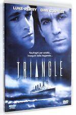 DVD TRIANGLE 2001 Thriller Luke Perry Dan Cortese