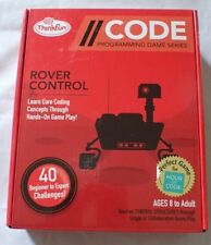 Thinkfun Code Programming Game Series Rover Control Game NEW