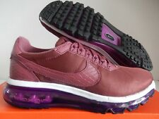 WMNS NIKE AIR MAX ZERO LD-ZERO 2009 2013 PURPLE-WHITE SZ 8 [896495-602]
