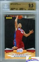 2009/10 Panini #351 Blake Griffin ROOKIE BGS 9.5 GEM MINT!