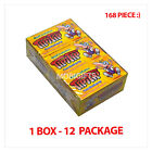 Tipitip Gum Chewing 12 Package Old Taste Chewing Gum 168 Piece