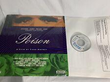 Poison -  Laserdisc