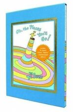 Oh, the Places You'll Go! by Dr Seuss (Hardback)