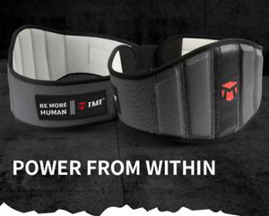Weight Lifting Belt Strap Equipment Waist Trainer Back Support Powerlifting Belt