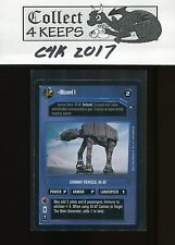 Star Wars CCG Hoth BB: Blizzard 1 (SWCCG) Played *A*
