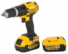 Dewalt  Powerful Bergen Drill Machine Screwdriver Kit Ergonomically designed