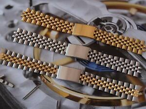 GENTS REPLACEMENT SOLID BRACELETS STRAP  BAND 18/ 20MM FIT UK Suppliers