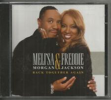 MELI'SA MORGAN & FREDDIE JACKSON - BACK TOGETHER AGAIN - SINGLE!!  NEW!!!