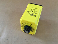 Potter & Brumfield Time Delay Relay CGB-38-70010M