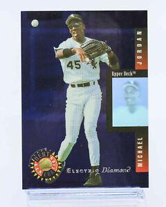 1994 Upper Deck Next Generation Electric Diamond Michael Jordan #8 HOF Awesome